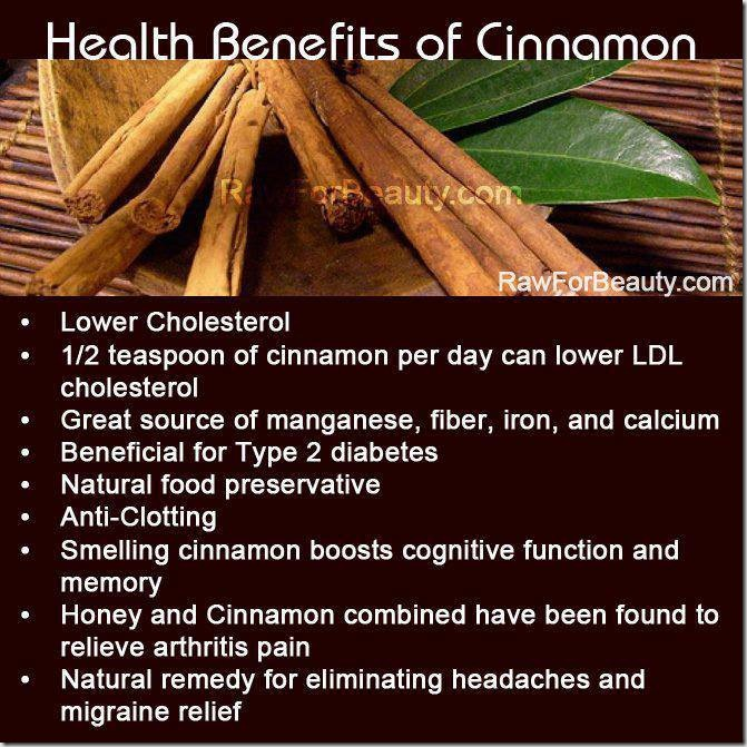 Photo Credit: http://rawforbeauty.com/blog/health-benefits-of-cinnamon.html