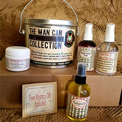 The Man Can Collection
