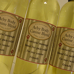 Achy Body Canine Blend
