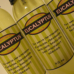 Eucalyptus Oil Spray