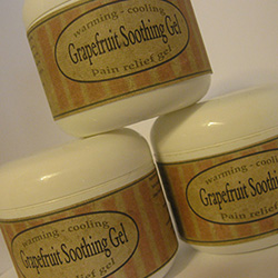 Grapefruit Soothing Gel