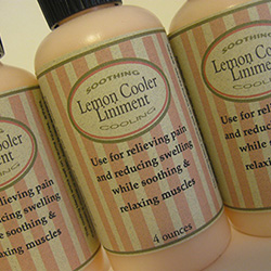 Lemon Cooling Liniment