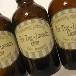 Tea Tree Oil with Lavender Elixir